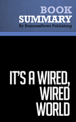 Summary: It's a Wired, Wired World - David Stauffer