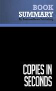Summary: Copies In Seconds - David Owen