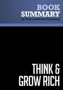 Summary: Think and grow rich - Napoleon Hill