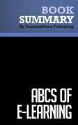 Summary: ABCs of e-Learning - Brooke Broadbent