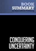 Summary: Conquering Uncertainty - Theodore Modis