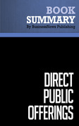 Summary: Direct Public-Offerings - Drew Field