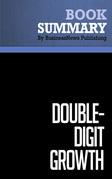Summary: Double-Digit Growth - Michael Treacy