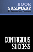 Summary: Contagious Success - Susan Annunzio
