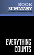 Summary: Everything Counts - Gary Blair