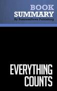 Summary: Everything Counts - Gary Blair