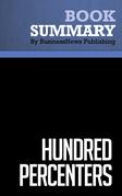 Summary: Hundred Percenters - Mark Murphy