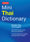 Tuttle Mini Thai Dictionary: Thai-English / English-Thai