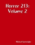 Horror 213: Volume 2