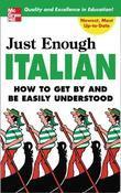 Just Enough Italian