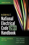 McGraw-Hill's National Electrical Code 2011 Handbook