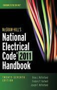 McGraw-Hill's National Electrical Code 2011 Handbook