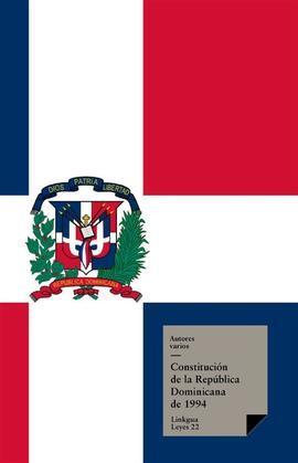 Constitución de la República Dominicana de 1994