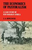 The Economics of Pastoralism: A Case Study of Sub-Saharan Africa