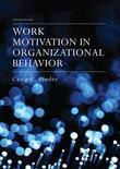Work Motivation in Organizational Behavior