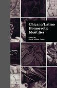 Chicano/Latino Homoerotic Identities