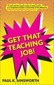 Get That Teaching Job!
