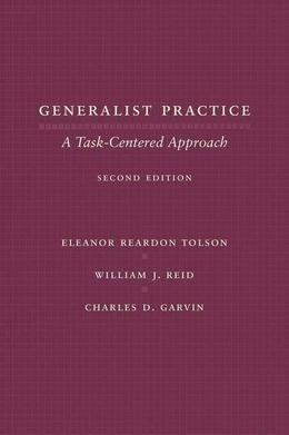 Generalist Practice: A Task Centered Approach