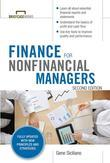 Finance for Nonfinancial Managers, Second Edition (Briefcase Books Series)