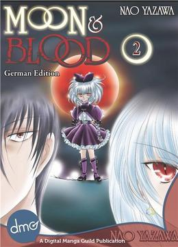 Moon and Blood vol.2 (German Edition)