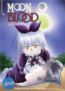 Moon and Blood vol.3 (German Edition)