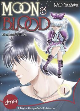 Moon and Blood vol.1 (German Edition)