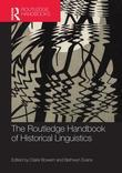 The Routledge Handbook of Historical Linguistics