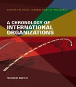A Chronology of International Organizations