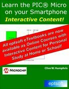 Learn the PIC® Micro On Your Smartphone