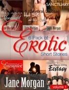 6 Pack of Erotic Short Stories By Jane Morgan - Volume 1 (General Urotica)