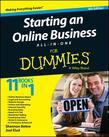 Shannon Belew - Starting an Online Business All-in-One For Dummies