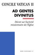 Ad Gentes Divinitus