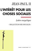 L'intérêt pour les choses sociales