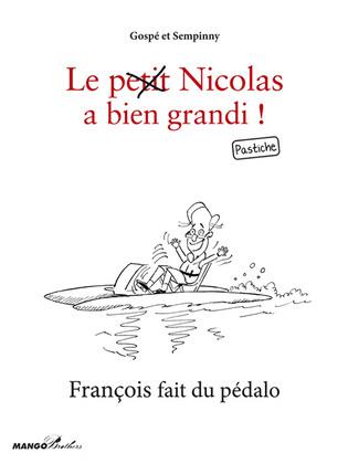 François fait du pédalo