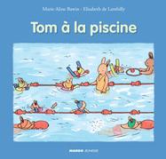 Tom à la piscine