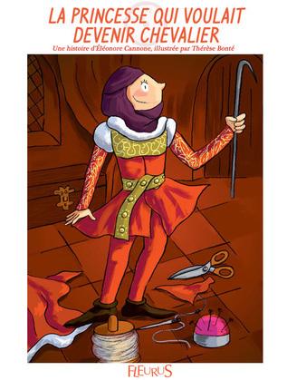 La princesse qui voulait devenir chevalier