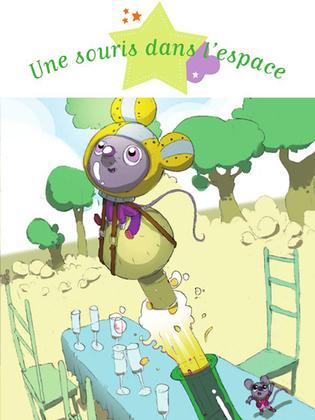 Une souris dans l'espace