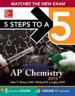 5 Steps to a 5 AP Chemistry, 2015 Edition