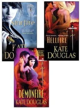Kate Douglas DemonSlayer Bundle: Starfire, Demonfire, Hellfire