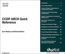 CCDP ARCH Quick Reference (Digital Short Cut)