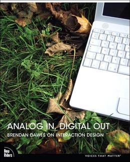 Analog In, Digital Out: Brendan Dawes on Interaction Design