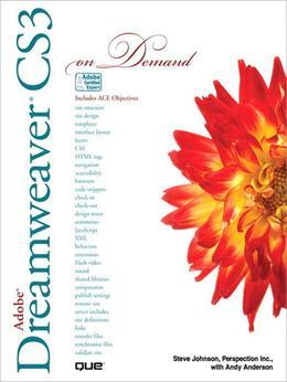Adobe Dreamweaver Cs3 on Demand (Adobe Reader)