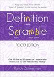 Definition Scramble: Food Edition