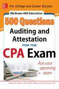 McGraw-Hill Education 500 Auditing and Attestation Questions for the CPA Exam