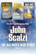 Old Man's War Boxed Set 1