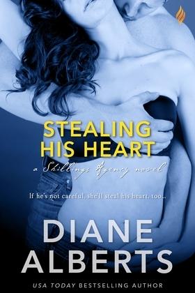 Stealing His Heart (A Shillings Agency Novel)