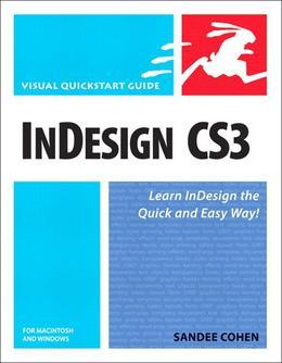 Indesign Cs3 for Macintosh and Windows: Visual QuickStart Guide, Adobe Reader