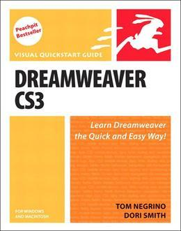 Dreamweaver Cs3 for Windows and Macintosh: Visual QuickStart Guide, Adobe Reader
