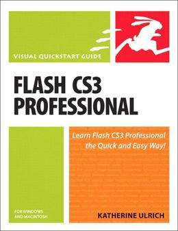 Flash Cs3 Professional for Windows and Macintosh: Visual QuickStart Guide, Adobe Reader