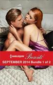 Harlequin Presents September 2014 - Bundle 1 of 2: Tycoon's Temptation\More Precious than a Crown\A Night in the Prince's Bed\Changing Constantinou's